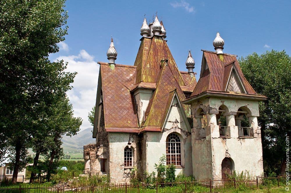 Крепость Лори ,церковь Св. Николая Чудотворца,Сагмосаванк,  | Bustourma