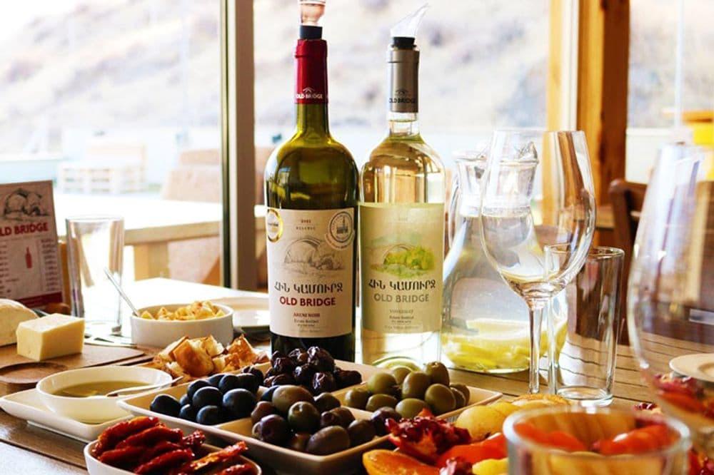 Путешествие к истокам зарождения вина   Bustourma