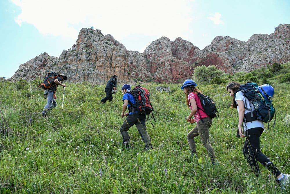 Экскурсия в пещеру «Красная» | Bustourma