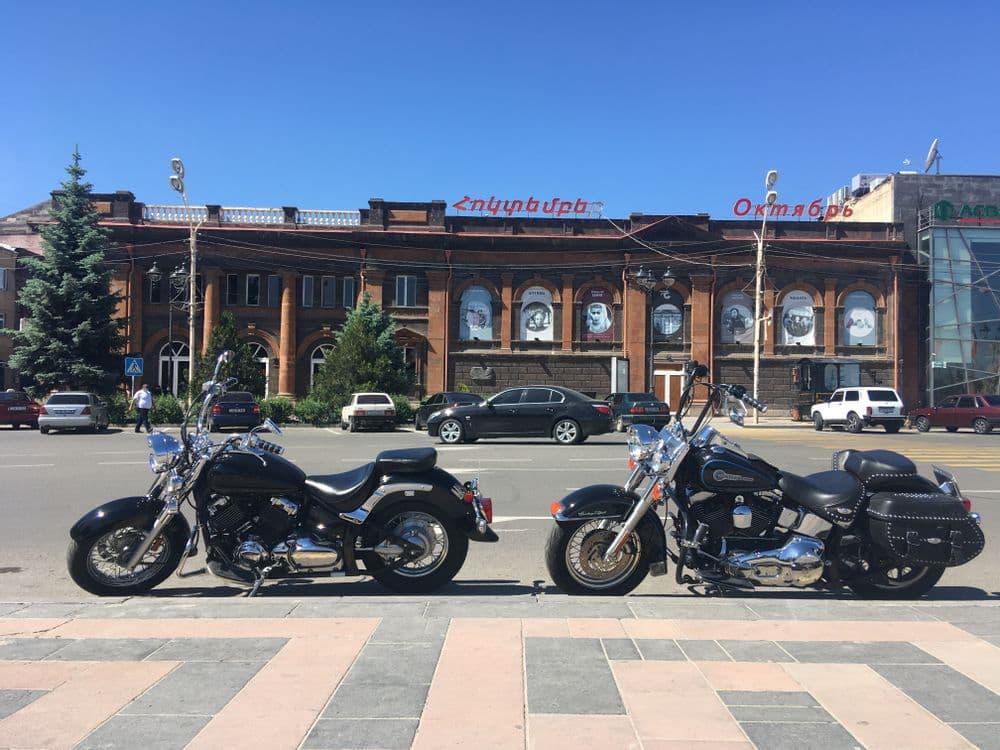 Mототур в Гюмри | Bustourma