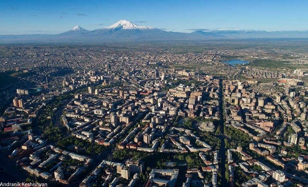 Обзорка по Еревану | Bustourma
