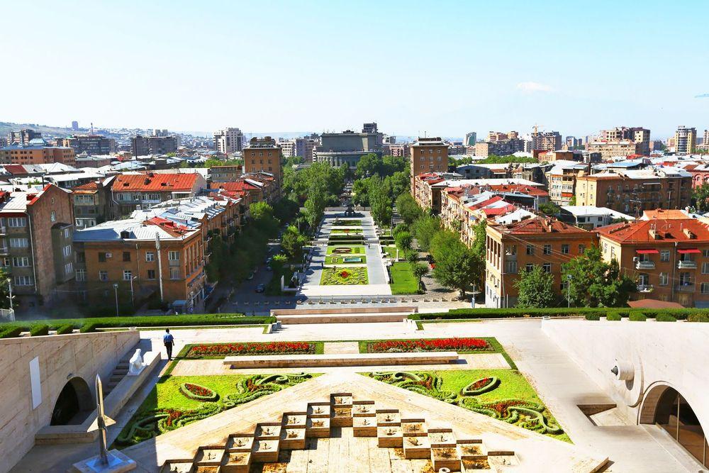 Ереван-Матенадаран-Хор Вирап-Коньячный Завод | Bustourma