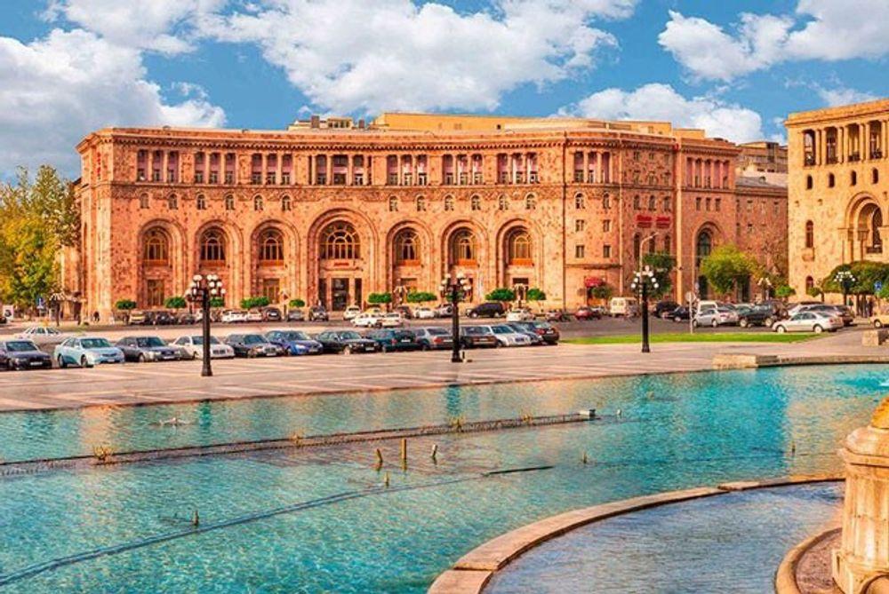 Обзорный тур по Еревану | Bustourma