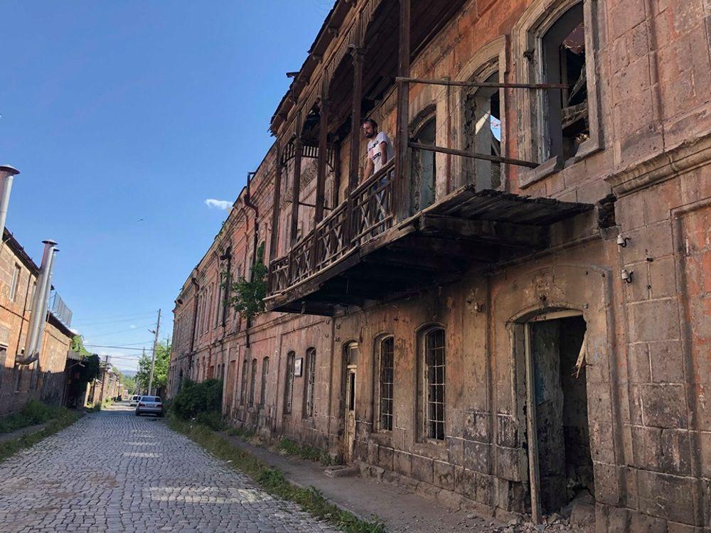 Тур по городу Гюмри   Bustourma