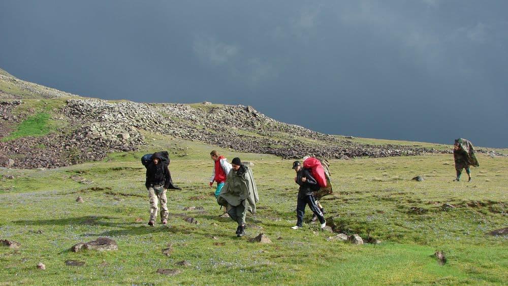 Гора Аждаак и петроглифы | Bustourma