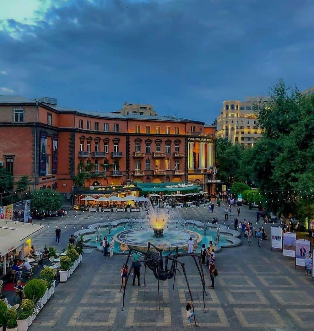 Городская экскурсия по Еревану | Bustourma