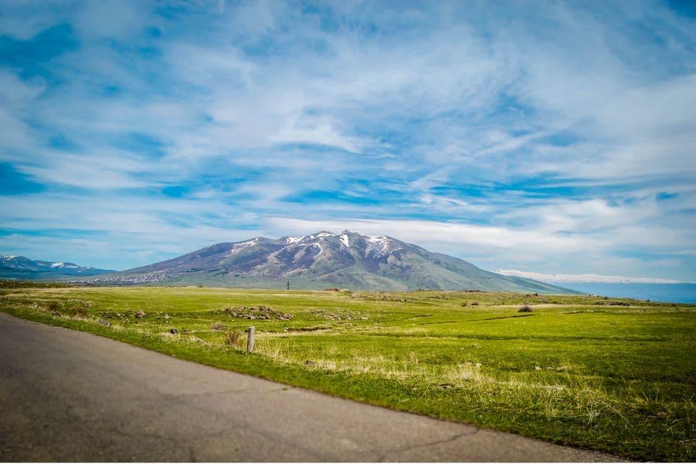 Пеший поход на гору Ара    Bustourma